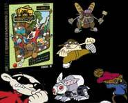 Get the 411 on the Codename: Kids Next Door trading card game with our game review!