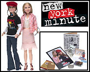 Check out the cool new Mary-Kate and Ashley dolls in toy stores from Mattel.
