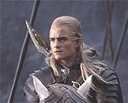Legolas Greenleaf is a Mirkwood Elf who is part of The Fellowship of the Ring.
