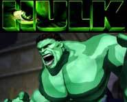 Download the free PC game demo of The Incredible Hulk and smash some puny humans!