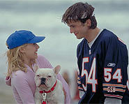 Brittany Murphy and Ashton Kutcher star in the movie, Just Married.