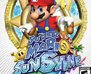 Super Mario Sunshine for Nintendo Gamecube - read the review and stay tuned for the game cheats and walkthrough page!