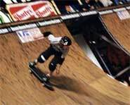 Shaun White made his pro skateboarding debut at the 2003 Slam City Jam.