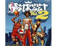 NBA Street vol. 2 for Playstation 2 (PS2), Nintendo Gamecube and Xbox lets you take to the courts with your fave NBA players!