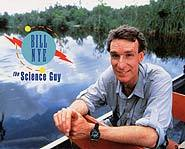 Bill Nye the Science Guy makes science hilarious!