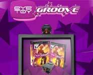 The EyeToy: Groove video game for the Playstation 2 lets you groove your way to a high score with awesome dance moves and cool tunes!