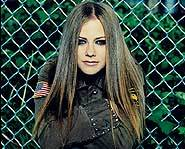 Avril Lavigne has almost as many anti-Avril peeps after her as she has Avril Lavigne fans.