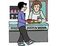 Do you know what your cafeteria lady is serving you up for lunch? Could this just be an urban legend.