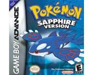 Gary's got a video game walkthrough for Pokemon Sapphire on the Nintendo Gameboy Advance.