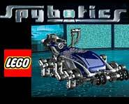 LEGO's Spybotics Spybots let you complete secret spy missions!