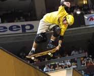Andy Macdonald Skateboarder Extreme Athlete