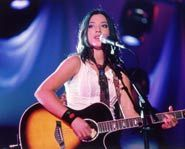 Michelle Branch performs a song from her album Spirit Room.
