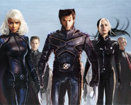 The second X-Men movie, X2, is out with Wolverine, Storm, Rogue and the rest of the mutants!