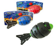 Zockerballs are great for throwing around outside at the park, beach or backyard.
