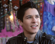 Oliver James is from England.