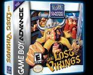 Play The Lost Vikings video game for Nintendo Gameboy Advance.