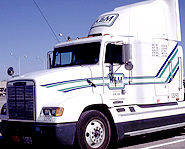 Think you'd be interested in becoming a truck driver when you're older?