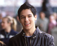 Oliver James, as Ian Wallace in What a Girl Wants.