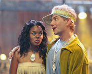 Jamie Kennedy plays B-Rad in Malibu's Most Wanted.