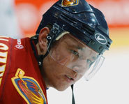 lya Kovalchuk was the first Russian hockey player selected first overall in the NHL Draft.
