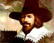 Guy Fawkes was just one of the rebels that tried to blow up King James I in 1605.