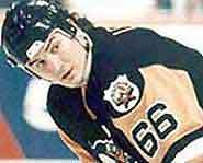 Mario Lemieux Olympic Hockey Tournament NHL