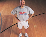 Jason Kidd of the New Jersey Nets is one of the NBA's top point guards.
