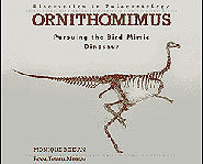 Book review: Ornithomimus - Pursuing the Bird-Mimic Dinosaur by Monique Keiran.