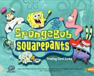 The SpongeBob SquarePants Trading Card Game is from Upper Deck!