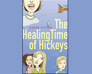 The Healing Time of Hickeys is written by Canadian author Karen Rivers.