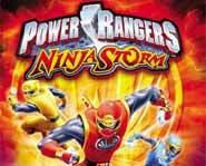 Play the Power Rangers Ninja Storm video game for the Nintendo Gameboy Advance and kick Megazord butt!