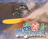 If you're looking for a place to learn to surf, Sindy recommends Surf Sister Surf School in Tofino.