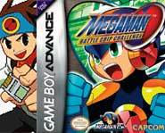 Fight strategy robot battles in a tournament with the MegaMan Battle Chip Challenge video game from Capcom for the Nintendo Gameboy Advance!