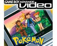 Watch episodes of the Pokemon cartoon TV show on your Nintendo Gameboy Advance SP with Majesco's Gameboy Video!