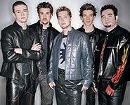 Justin Timberlake, JC Chasez, Chris Kirkpatrick, Joey Fatone, Lance Bass.