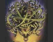 Greek Mythology - Medusa.