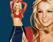 Britney Spears - ad for Skechers