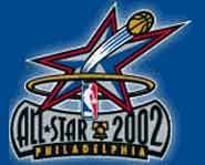 Philadelphia hosts 2002 NBA All-Star Game