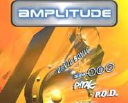 The Amplitude video game for the Playstation 2 lets you  mix tunes from P!nk, blink 182, Weezer and more!