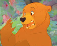 Brother Bear is an animated animal road trip by Disney.