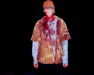 Cody Laudan played the role of a poor kid who gets hacked to death by Jason in Jason vs. Freddy.