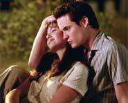 Mandy Moore & Shane West in