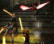 Download and play the free PC video game demo of Star Wars Jedi Knight: Jedi Academy!