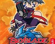 The Beyblade: Super Tournament Battle video game for the Nintendo Gamecube video game console.