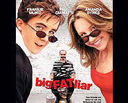 Jason Shepherd (Frankie Muniz) is great at weasling his way out of a tight spot in the book Big Fat Liar!