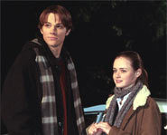 Rumor has it Jared Padalecki and Alexis Bledel are boyfriend and girlfriend in real life.