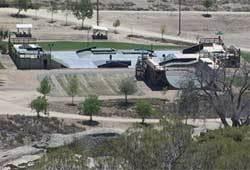 PointX Skateboard Camp in California includes a 21,000-foot outdoor skatepark.