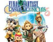Final Fantasy: Crystal Chronicles from Square-Enix is the first Final Fantasy game on a Nintendo console in years!