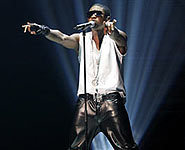 Usher set the stage on fire with his performance of U Got It Bad!