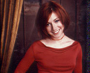 Alyson Hannigan Bio - Willow on Buffy the Vampire Slayer.